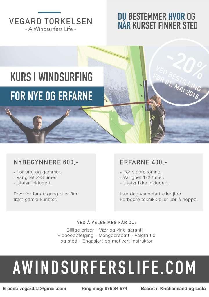Windsurfing kurs